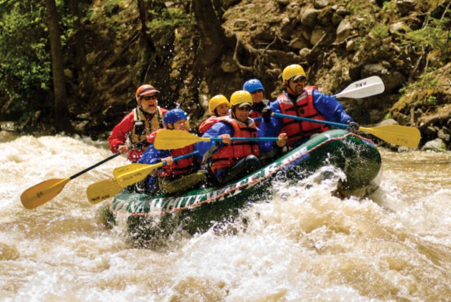 Rafting-Colorado